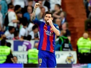 So Legendary: Messi Hits 500th Goal for Barcelona